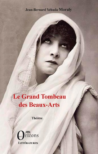 Couverture Le Grand Tombeau des Beaux-Arts