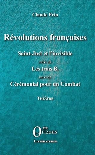 Couverture Révolutions françaises