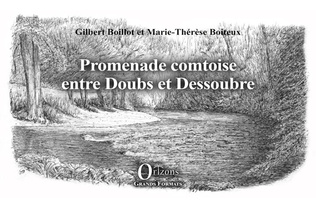 Couverture Promenade comtoise entre Doubs et Dessoubre