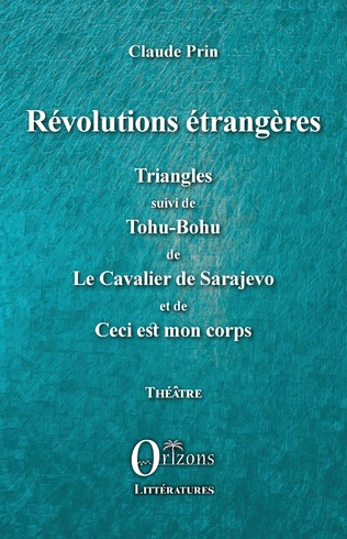 Couverture Révolutions étrangères