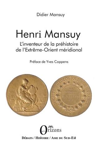 Couverture Henri Mansuy