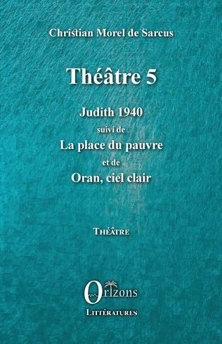 Couverture Théâtre 5