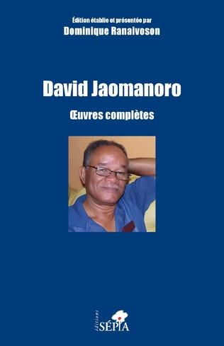 Couverture David Jaomanoro