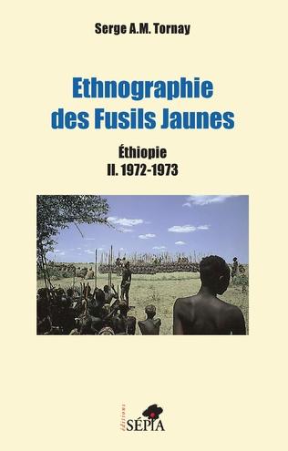 Couverture Ethnographie des Fusils Jaunes tome 2