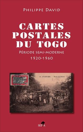 Couverture Cartes postales du Togo