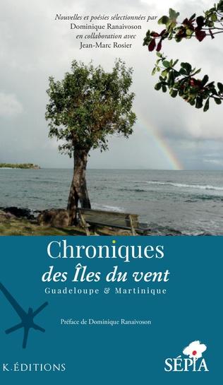 Couverture Chroniques des Iles du vent