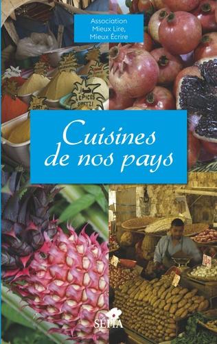 Couverture Cuisines de nos pays