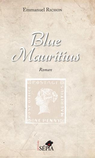 Couverture Blue Mauritius