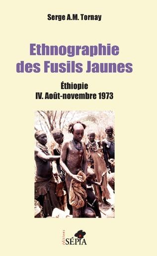 Couverture Ethnographie des Fusils Jaunes