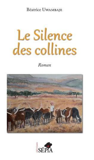Couverture Le silence des collines