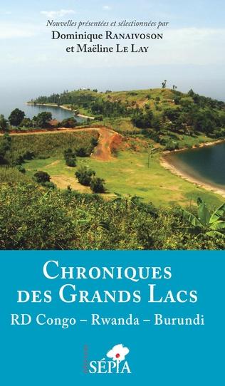 Couverture Chroniques des Grands lacs