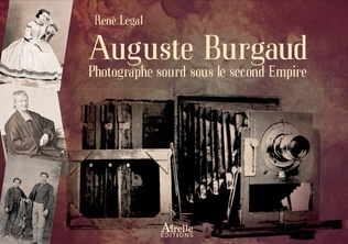 Couverture Auguste Burgaud