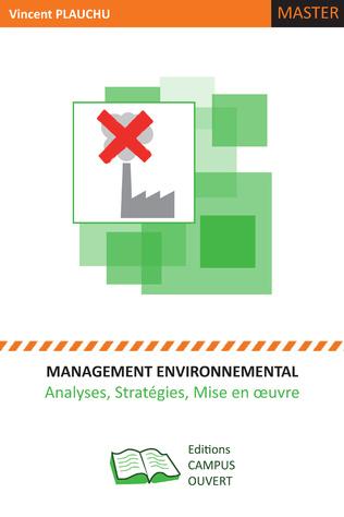 Couverture Management environnemental