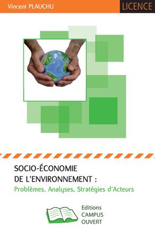 Couverture Socio-économie de l'environnement