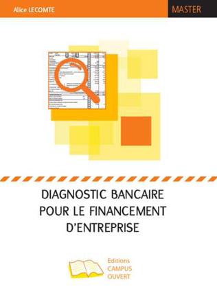 Couverture Diagnostic bancaire pour le financement d'entreprise