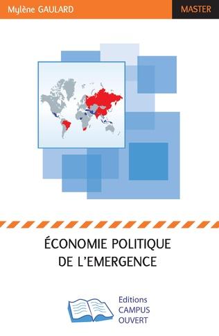 Couverture Economie politique de l'émergence