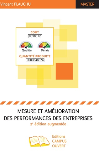 Couverture Mesure et amélioration des performances des entreprises