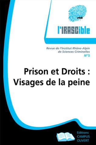 Couverture Prison et droits : visages de la peine