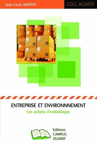 Couverture Entreprise et Environnement