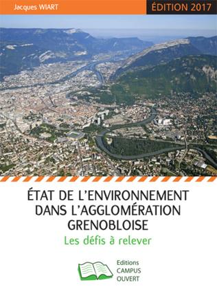 Couverture État de l'environnement dans l'agglomération grenobloise