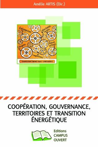 Couverture Coopération, gouvernance, territoires et transition énergétique