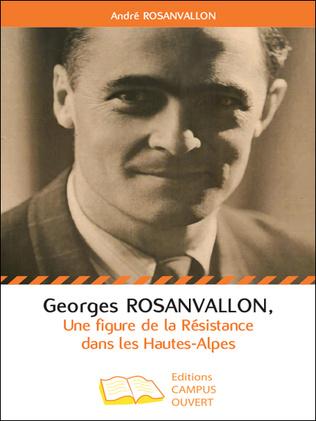 Couverture Georges Rosanvallon
