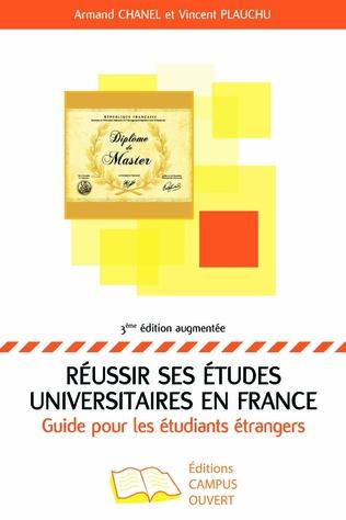 Couverture Réussir ses études universitaires en France