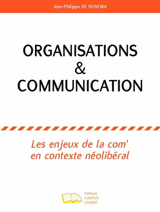 Couverture ORGANISATIONS & COMMUNICATION