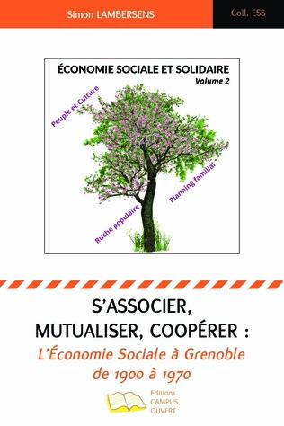Couverture S'ASSOCIER, MUTUALISER, COOPÉRER