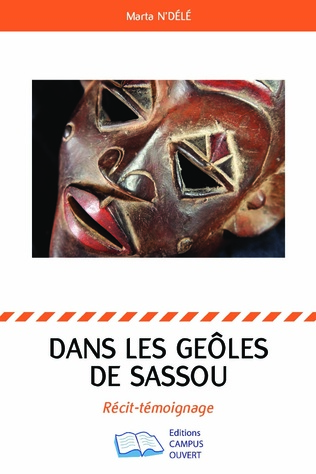 Couverture DANS LES GEOLES DE SASSOU