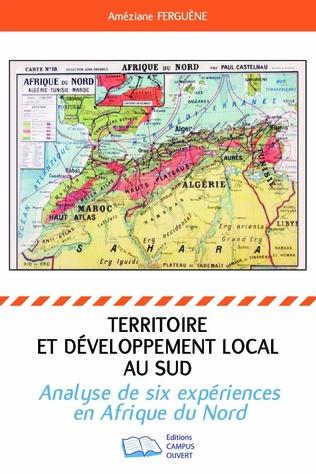 Couverture Territoire et développement local au Sud