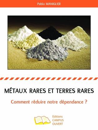 Couverture Métaux rares et terres rares