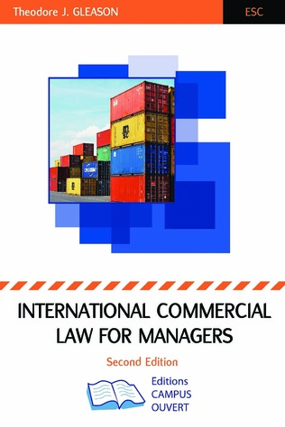 Couverture International Commercial Law For Managers