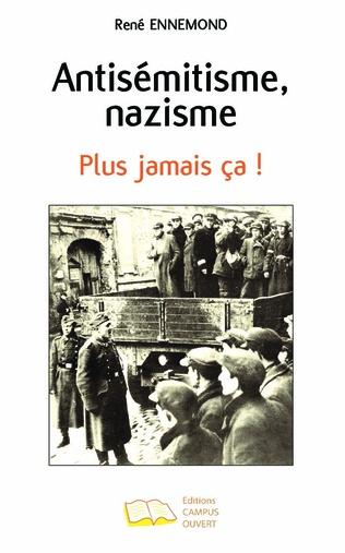 Couverture Antisémitisme, nazisme