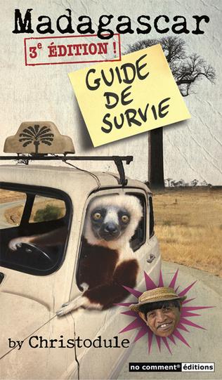 Couverture Madagascar : guide de survie