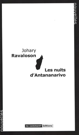 Couverture Les nuits d'Antananarivo