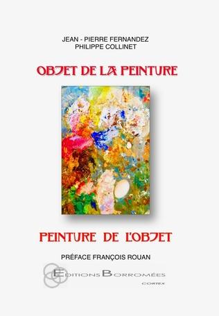 Couverture Objet de la peinture, peinture de l'objet