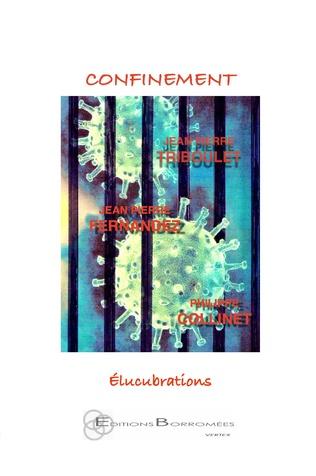 Couverture CONFINEMENT