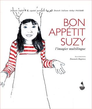 Couverture Bon appétit Suzy
