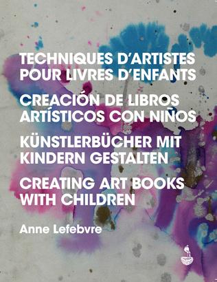 Couverture Techniques d'artistes pour livres d'enfants