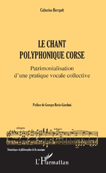 Le chant polyphonique corse - Catherine Herrgott