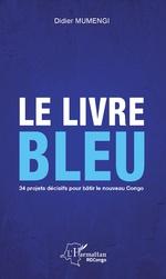 Le livre bleu - Didier Mumengi