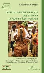 Instruments de musique des ethnies de Guinée équatoriale - Isabela de Aranzadi
