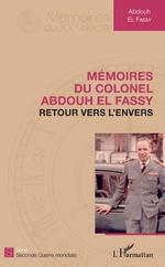 Mémoires du colonel El Fassy - Abdouh El Fassy