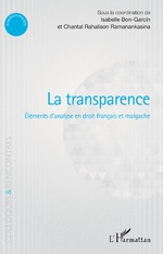 La transparence - Isabelle Bon-Garcin