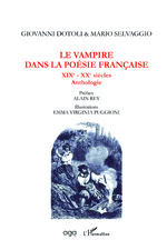Le vampire dans la poésie française - Giovanni Dotoli, Mario Selvaggio