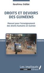 Droits et devoirs des Guinéens - Ibrahima Sidibé