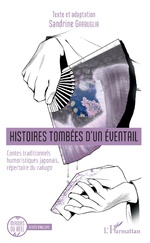 Histoires tombées d'un éventail - Sandrine GARBUGLIA