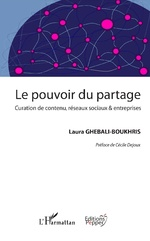 Le pouvoir du partage - Laura Ghebali-Boukhris