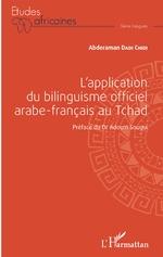 L'application du bilinguisme officiel arabe-français au Tchad - Abderaman Dadi Chidi